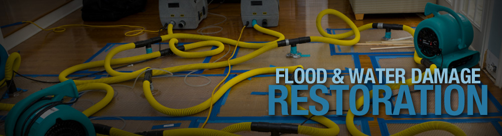 Ocala Water Damage Restoration