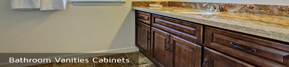 Ocala Custom Bathroom Cabinets