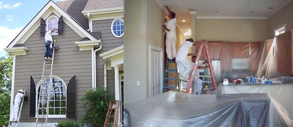 Ocala Florida Home Painting